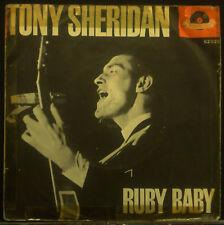 "7"" TONY SHERIDAN - ruby ruby / what'd i say"