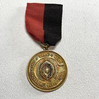 University Of Cincinnati Tri-State Interscholastic Track Meet Medal Javelin 1925