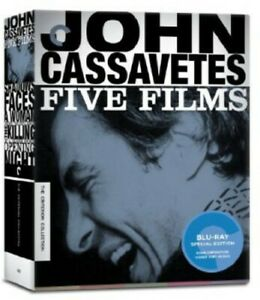 John Cassavetes: Five Films (Criterion Collection) [Used Blu-ray]