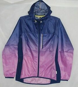 Club Ride Women's Cross Time Long Sleeve Purple Cycling Jacket Size Small New