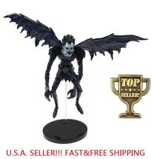 ANIME DEATH NOTE ACTION FIGURE RYUK 8 INCHES TALL 12 INCHES WIDE