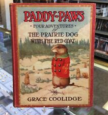 Book - Paddy Paws - Four Adventures Of The Prairie Dog With The Red Coat Yr.1914