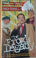 Only Fools And Horses: The Frog's Legacy VHS Video Tape Pal New Sealed