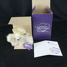 "Annette Funicello ""Angie Baby"" Limited Edition Collectible Bear NOS New w/COA!"
