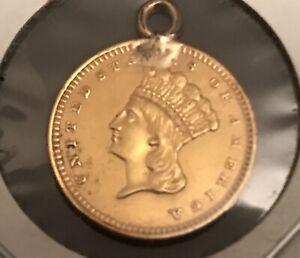 1862  U.S. One Dollar Gold