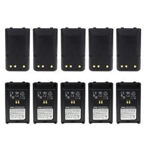 10x FNB-V96Li FNB-V95Li Battery Pack For Yaesu Vertex Radio VX350 VX351 VX354