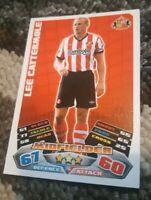TOPPS MATCH ATTAX 2011/2012 - #264 Lee Cattermole - Sunderland 11/12
