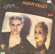 Krisma – De Nombreux Kisses - Polydor – 2060 225 - Ita 1980