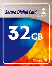 Carte mémoire 32 GB sdhc Class 10 pour appareil photo sony cyber shot dsc-hx100v