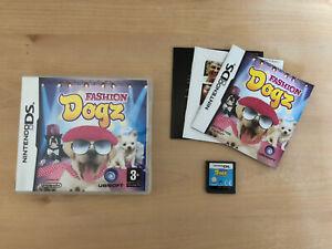 Fashion Dogz (DS) PEGI 3+ Simulation: Virtual Pet