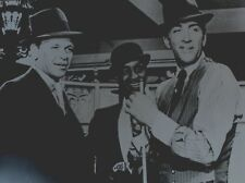 Warner Bros. Rat Pack Lithograph Poster Sinatra / Martin / Sammy Davis Jr 1990's