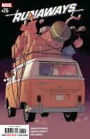 RUNAWAYS #26 MARVEL COMICS COVER A 1ST PRINT