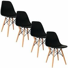 Lot de chaises Tendance Eiffel bois