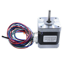 1.8 Degree 42mm 2A 12V NEMA17 2 Phase Hybird Stepper Motor JK42HS48-1684 4-Wire