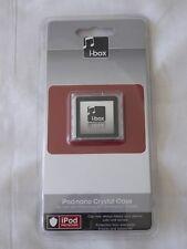 I-Caja De Cristal Con Ipod Nano-Nuevo y Sellado