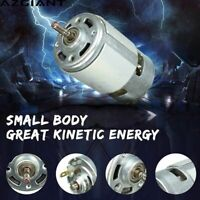 DC 12V 150W 13000~15000rpm 775 motor High speed Large torque DC motor