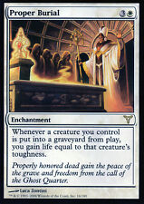 Proper Burial / Anständiges Begräbnis - Dissension - Magic - NM - ENG
