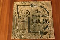 "The Woodentops - Move Me (1985) (Vinyl 12"") (Rough Trade ‎– RTT 165)"