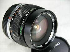 FAST Olympus Zuiko Auto W 35mm f 2 Optics are EXC++ for OM1 OM2 OM4 OM3 OM10