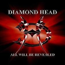 Diamond Head - All Will Be Revealed (NEW CD)