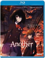 Another: Complete Anime Collection (Brand New 2-Disc Blu-ray) Free Fast Shipping