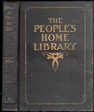 1926 478p HOMEOPATHIC & ALLOPATHIC Peoples Home Medical Natural Remedies RECIPES