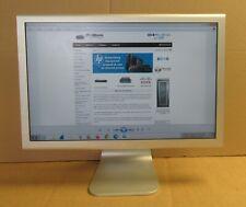 "Apple A1081 20"" Cinema Display DVI Flat Screen LCD TFT Monitor M9177LL/A"