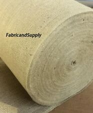 "8"" Wide - 100 Yards Burlap Roll 10oz Food Grade Burlap - 300 feet Finished Edges"