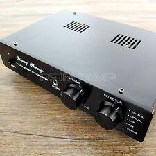 XiangSheng DAC-01A BK Tube 24Bit 96Khz USB Decoders Headphone Pre Amplifier UK