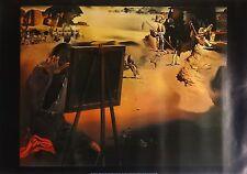 Salvador Dali Impressions Of Africa 27x39 Impressions d'Afrique Poster 1987