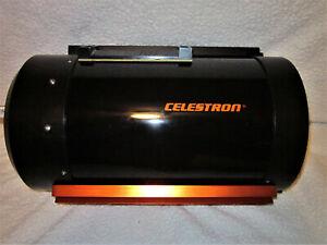 Celestron C8-XLT Telescope w/XLT Coating Case w/Wheels Telrad Base/ADM Dovetail