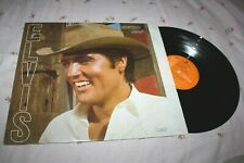 ELVIS PRESLEY-GUITAR MAN-NEAR MINT GERMANY FIRST PRESS