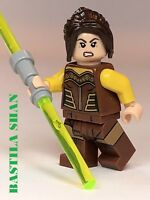 LEGO STAR WARS BASTILA SHAN SATELE JEDI KNIGHT OF THE OLD REPUBLIC 100% LEGO