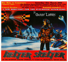 HELTER SKELTER - THE OUTER LIMITS (DRUM N BASS CD COLLECTION) 21ST MARCH 1998