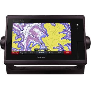"Garmin GPSMAP 7607, 7"" MFD, US Maps, No Sonar"