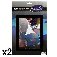 Pack de 2 Films d'Ecran Universel M pour Tablette Acer Iconia Tab 8 W