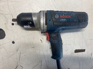 BOSCH GDS 18 E 1/2in Impact 250Nm 110 V IMPACT WRENCH 110V