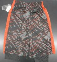 Adidas Boys Shorts Athletic Running Sports Training Climachill Cool Kids CF7142