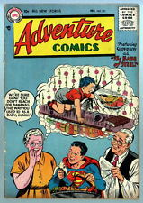 ADVENTURE COMICS #221 w Superboy 1956