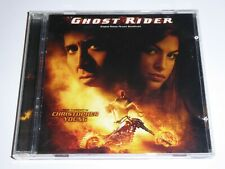 Ghost Rider - Original Soundtrack - Christopher Young - CD ALBUM - EXCEL CONDIT