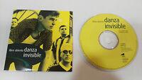 DANZA INVISIBLE LIBRO ABIERTO SINGLE CD CARDSLEEVE PROMOTIONAL!!!