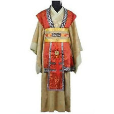 Sale Chinese Traditional Men's Emperor Dramaturgic Costume Robe Dress