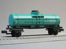 LIONEL NYC SYSTEM TANK CAR O GAUGE train freight tanker New York 6-83696 T NEW