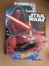 STAR WARS MODEL CAR FOR KYLO HEN FROM THE FORCE AWAKENS NIB