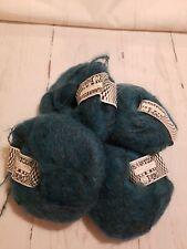 NEW: VINTAGE saratoga  TAHKI YARN mohair silk wool  LOT OF 4 SKEINS