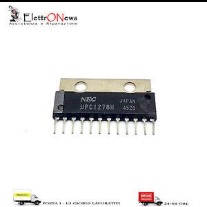 Circuito integrale UPC1278H UPC1278 H Dual audio power amplifier 5W NEC IC