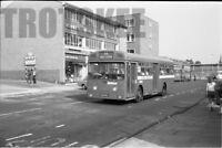 35mm Negative London Transport AEC Swift SMS665 EGN665J at Uxbridge 1974