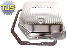 GM THM250/350/350C/THM375B Deep Transmission Oil Pan+Cork Gasket Chevy GMC 69-86