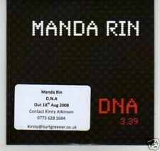 (I330) Manda Rin, DNA - DJ CD