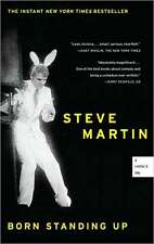 Born Standing Up: A Comic's Life by Steve Martin [Hardcover]